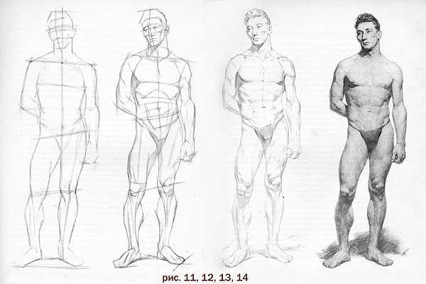 Реферат методика рисования человека 9039
