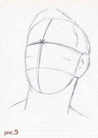 Как нарисовать гоголя поэтапно 14